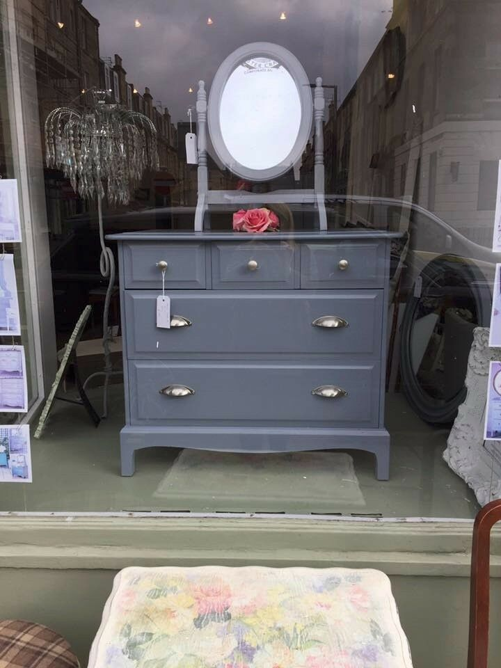 Beautiful painted Chest of drawers from STAG.