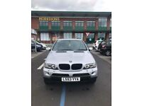 2004 53 BMW X5 3.0 D AUTO 215 BHP Diesel