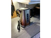 Russell Hobbs - Eclipse Polished Stainless Steel and Copper Sunset Ombre Electric Kettle