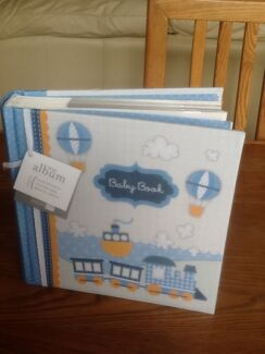 Pepper pot baby large photo album and record book Menai Sutherland Area Preview
