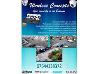 CCTV INSTALLED - GREAT DEALS ON CCTV CAMERA'S