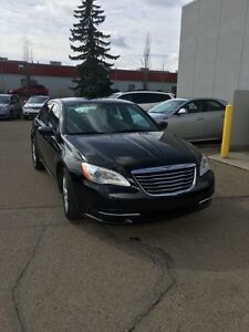 2012 Chrysler 200 LX $7000 FIRM