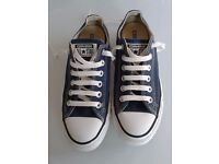 Converse All Star Trainers. Worn twice. Size 5.