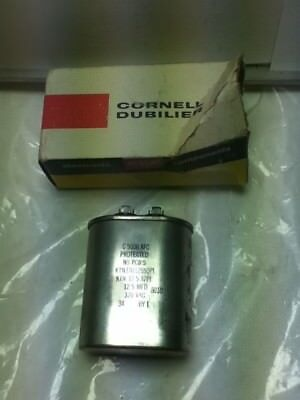 Cornell Dubilier C500afc Capacitor