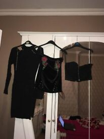 Womens clothing Missguided, Calvin Klein, Guess, Lipsy London, Ralph Lauren size 6,8,10 for sale