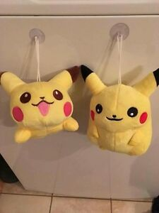 Toutou pikachu