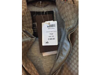 Gucci Biege Jacket (Gold)
