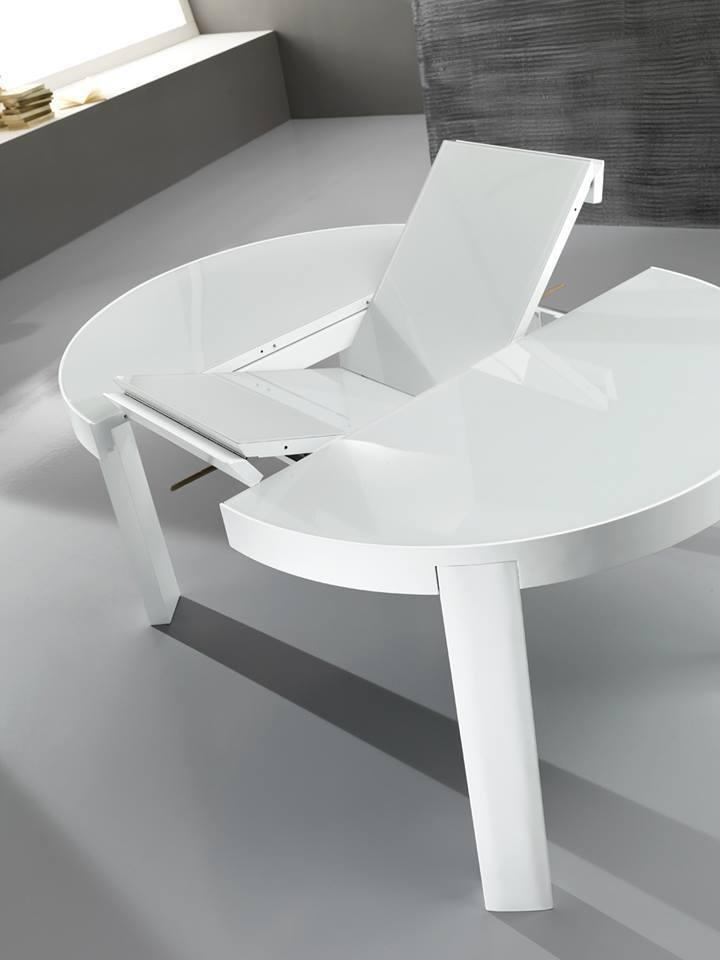 Tavoli Tondi Allungabili Moderni. Latest Tavolini Design Tavoli ...
