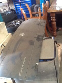 Holden crewman ute tailgate SS & Holden crewman canopy | Auto Body parts | Gumtree Australia Canning ...