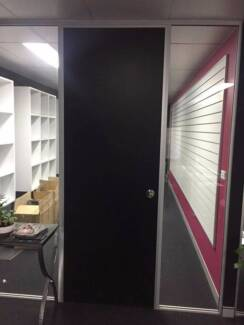 2400 x 900mm Black Internal Door & Garage Roller Door 2400mm wide | Miscellaneous Goods | Gumtree ... pezcame.com