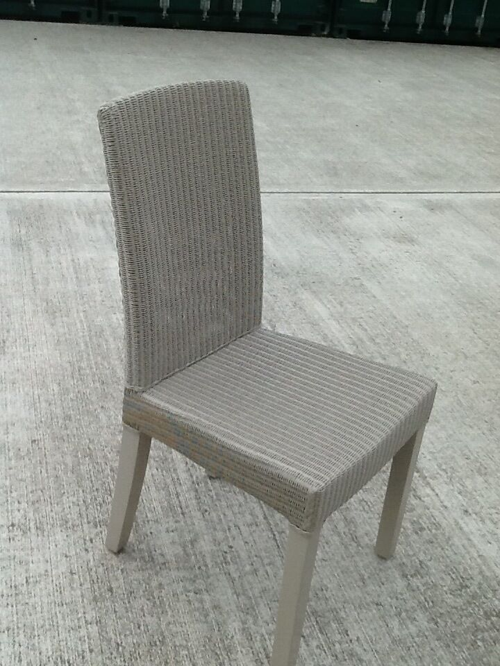 Delicieux 4 Neptune Montague U0027Lloyd Loomu0027 Dining Chairs