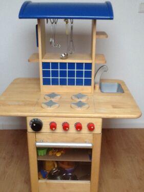 Spielküche Gebraucht Spielküche Aus Holz In Hessen Neu Isenburg  Holzspielzeug Günstig Kaufen Gebraucht Oder Neu