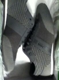 New In Box Hugo Boss Mens Trainers