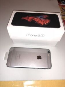 BRAND NEW iPhone 6S 128GB SPACE GREY WITH WARRANTY