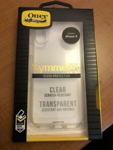 OTTERBOX IPhone X - Brand New Symmetry Clear Case