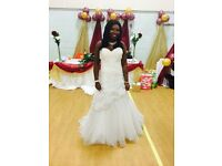 Berkeley designer wedding gown