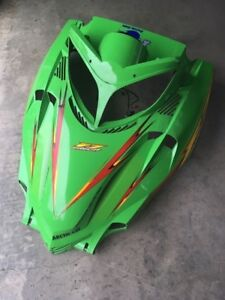 Arctic Cat Firecat hood