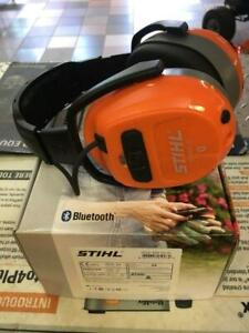 Stihl Dynamic BT Bluetooth Headphones