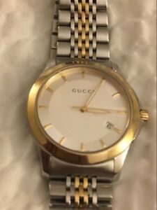 G-Timeless Authentic GUCCI Men's Watch.