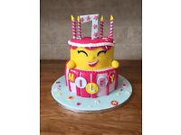 Cakes for all occasions - homemade and personalised
