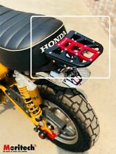 REAR RACK LUGGAGE CARRY H2C GENUINE BLACK FOR HONDA Z125 MONKEY 125 18-19-20