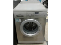 c406 stainless steel siemens 7kg 1200spin washing machine comes with warranty can be delivered