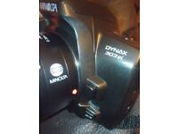 Minolta Dynax 303si 35m Camera with AF 35-80 zoom Lens - Great Condition