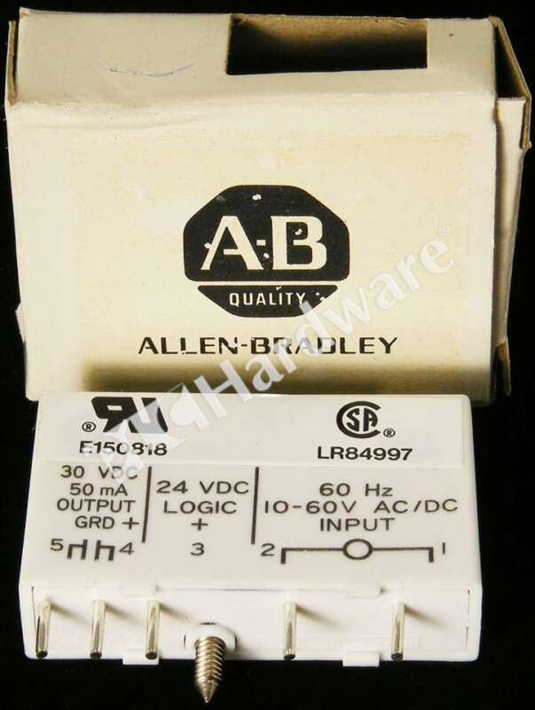New Allen Bradley 1781-INXS /A Industrial Control Relay Qty