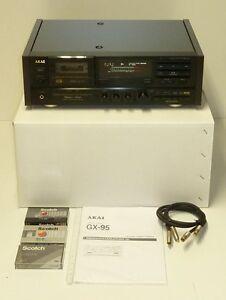 Reference Master Tape Deck Akai GX-95
