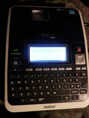Brother P Touch 2730 Label Printer