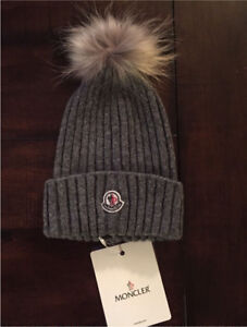 Authentic Brand New Moncler Hat