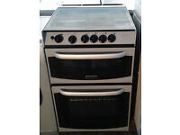 p025 silver cannon 55cm gas cooker comes with warranty can be delivered or collected