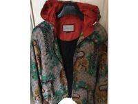 Gucci GG Tiger Print Jacket Size M