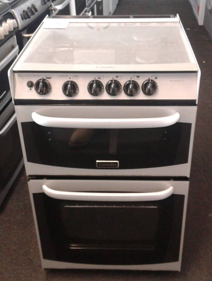 E025 silver cannon 55cm gas cooker comes with warranty can be delivered or collectedin Leigh, ManchesterGumtree - Starting from £90 to £600 we have something for most budgets ✔Cookers ✔Washers ✔Dryers ✔Dish Washers ✔Refridgeration. Come with minimum 6 months parts and labour guarantee. Shop Address (Public Only 100 in stock) OPEN 7 DAYS MON TO SAT...