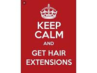 Mobile human hair extensions specialist