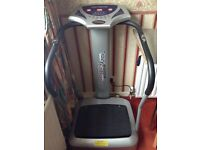 EXCERISE MACHINE/VIBRATION PLATE