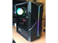 Ryzen 5 3600 RX 570 Gaming PC Computer