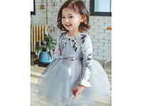 Party floral tutu dress