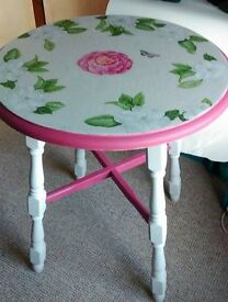 Shabby Chic round table for sale...