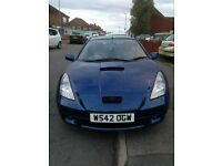 Toyota celica sell or swap