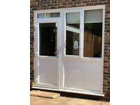 UPVC Double Glazed Door and Windows