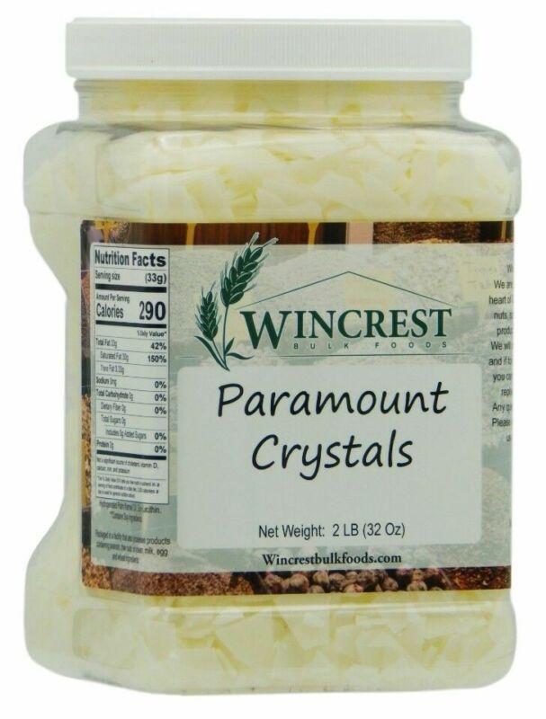 Paramount Melting Crystals - 2 Lb Tub - Free Expedited Shipping!