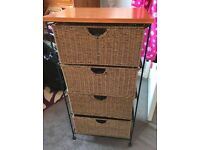 STORAGE DRAWERS SEAGRASS IMMACULATE