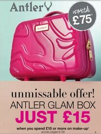 Antler Make up box