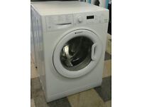 c713 white hotpoint 7kg 1400spin A** rated washing machine come with warranty can be delivered