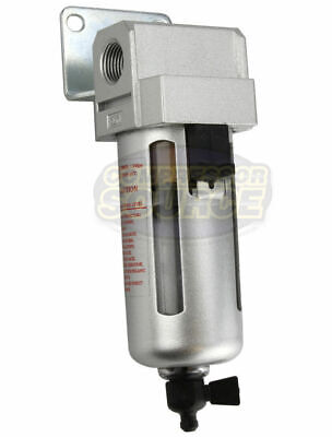 14 Compressed Air In Line Moisture Water Filter Trap F802 Compressor New