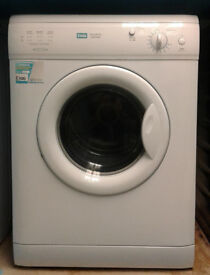 S128 white creda 6kg vented dryer comes with warranty can be delivered or collected