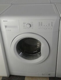 c652 white beko 7kg 1200spin A+ washing machine comes with warranty can be delivered or collected
