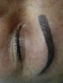 Microblading eyeliner, eyebrows,lips