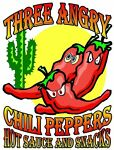 Three Angry Chili Peppers